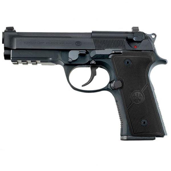 Beretta 92X FR Centurion 9mm Dbl/Sngl Pistol w/ (3) 17 Rd Mags J92QR921