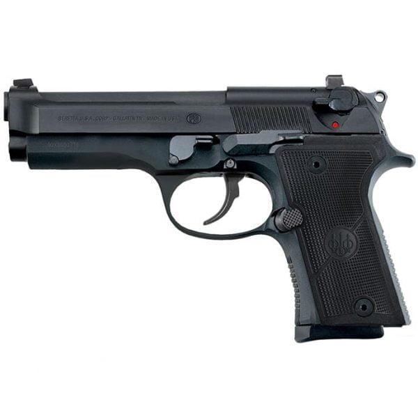 Beretta 92X F Compact 9mm Dbl/Sngl Pistol w/ (3) 13 Rd Mags J92C921