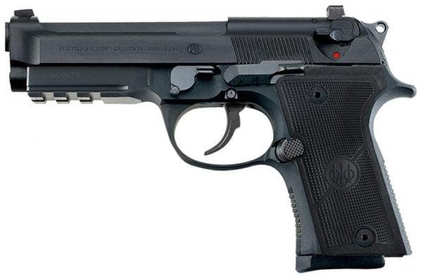 Beretta 92X GR Compact-R 9mm Dbl/Sngl Pistol w/ (3) 13 Rd Mags J92CR921G