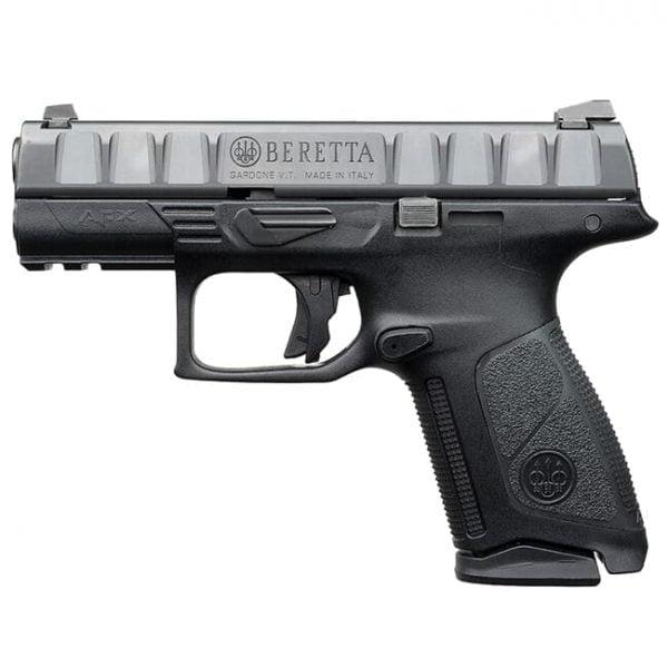 "Beretta APX Centurion 9mm 3.7"" Striker Fired 10 rd Pistol JAXQ920"