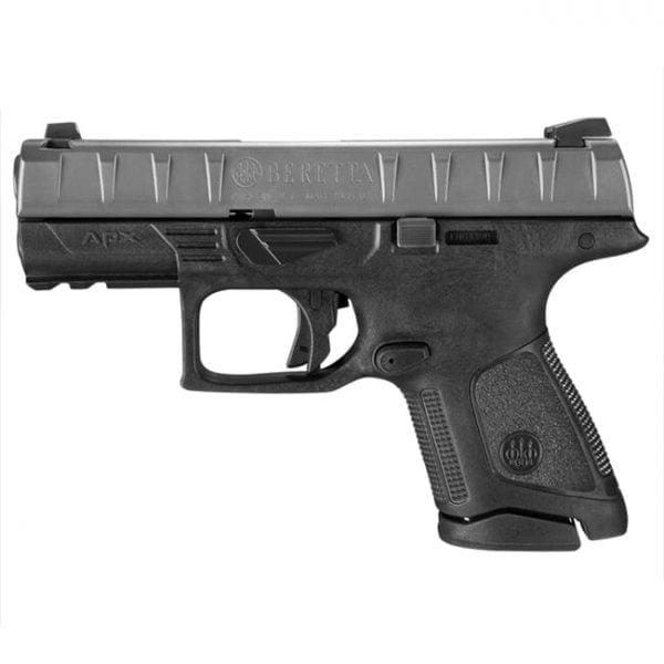 "Beretta APX Compact 9mm 3.7"" Striker Fired 13rd Pistol JAXC921"
