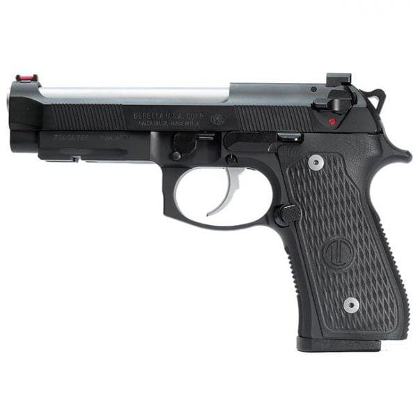 Beretta and Ernest Langdon 92 Elite LTT 9mm 13rd. Pistol J92G9LTTM