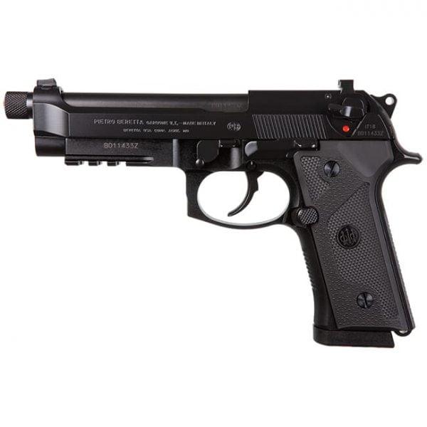 Beretta M9A3 9mm Dbl/Sngl 10rd Type G Black Pistol J92M9A3G0
