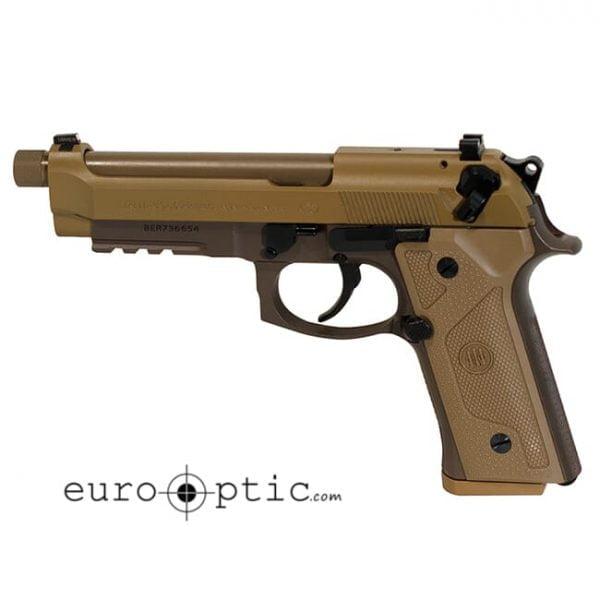 Beretta M9A3 9mm Dbl/Sngl 10rd Pistol 3 Magazines Included J92M9A3