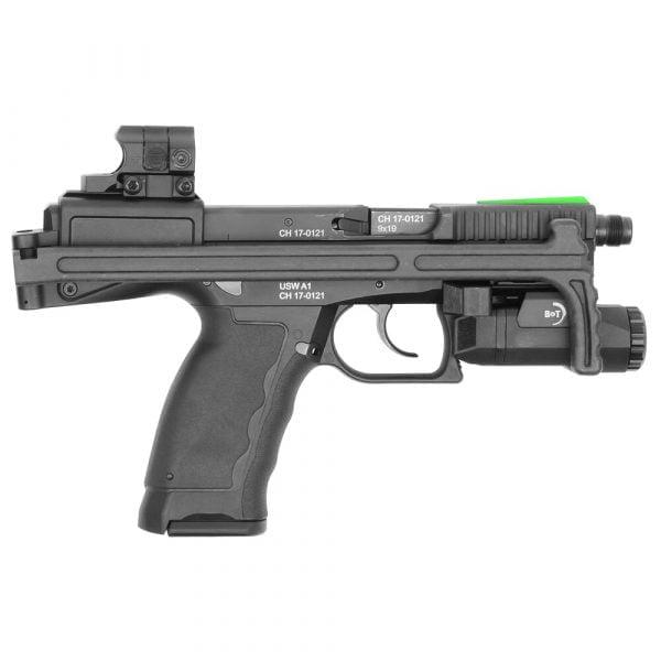 """B&T USWA1 17rd 9mm 4.3"""" barrel BT-430003"""