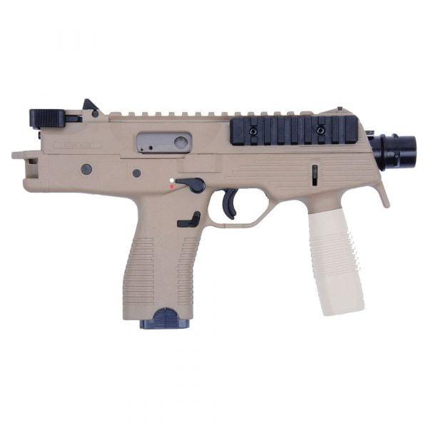 """B&T TP9-N 9mm 5"""" 30rd Tan Pistol BT-30105-2-N-Tan"""