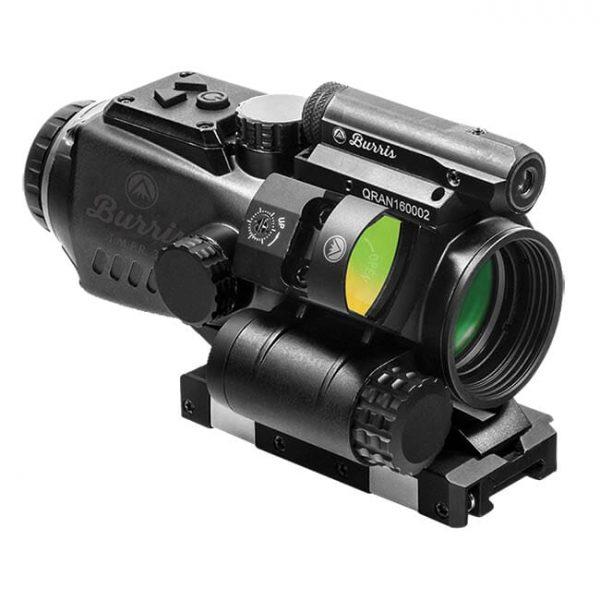 Burris T.M.P.R. 5x32mm w/Fire M3 & Laser Matte Ballistic AR Reticle Tri-Rail Modular Prism Riflescope System 300229