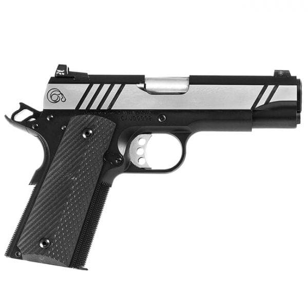 Christensen Arms 1911 A4 .45 ACP Pistol Black with Polished Steel/Black Slide CA10295-1281111