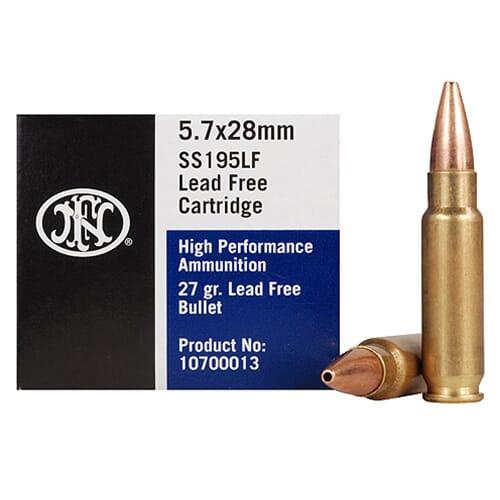 FN America SS195LF 5.7x28 2000rd Case 10700012