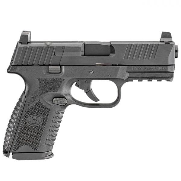 FN 509 Midsize MRD Black Pistol (2) 10-Rd Mags 66-100588