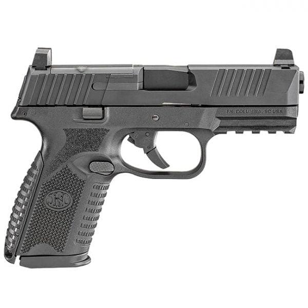 "FN 509 9mm NMS 4.25"" 10 Rd Black Pistol 66-100241"