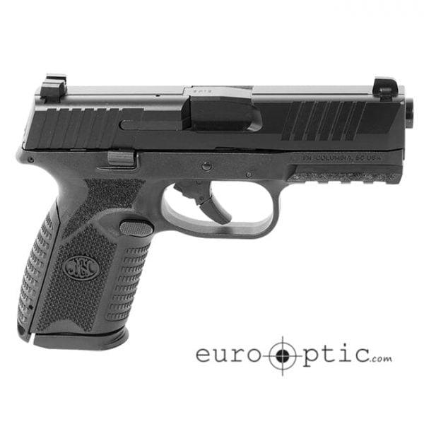 FN 509 Midsize NMS BLK/BLK DS (2) 10-Rnd Pistol 66-100464