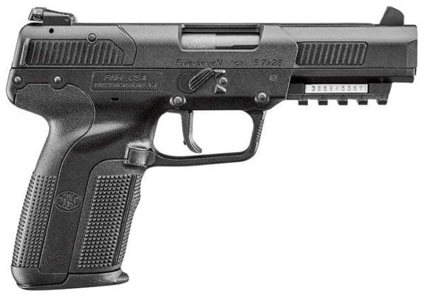 FN Five-seveN 5.7x28mm Black 10rd Adj Sight 3868929302
