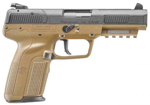 FN Five-seveN 5.7x28mm 10rd Adj Sight 3868929352