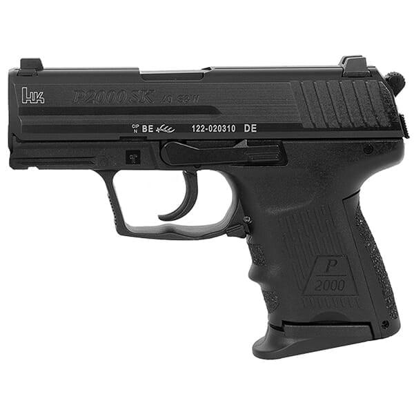 Heckler Koch P2000SK V2 .40 S&W Pistol 81000057 / 704302-A5