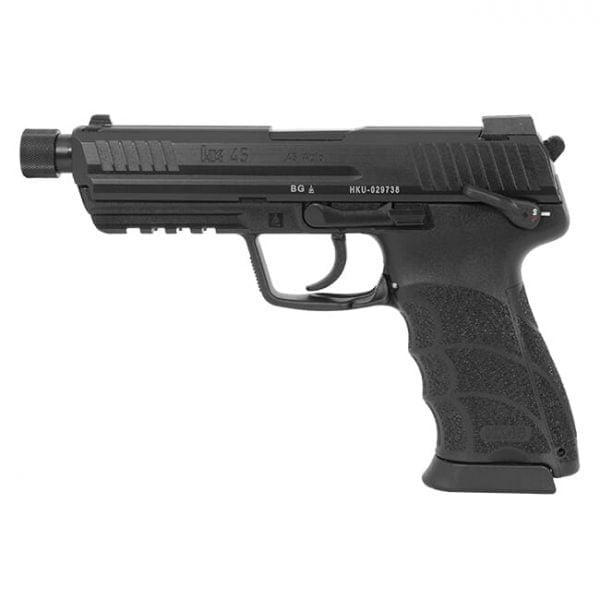 Heckler Koch HK45 Tactical V1 .45 ACP Pistol 81000030 / 745001T-A5