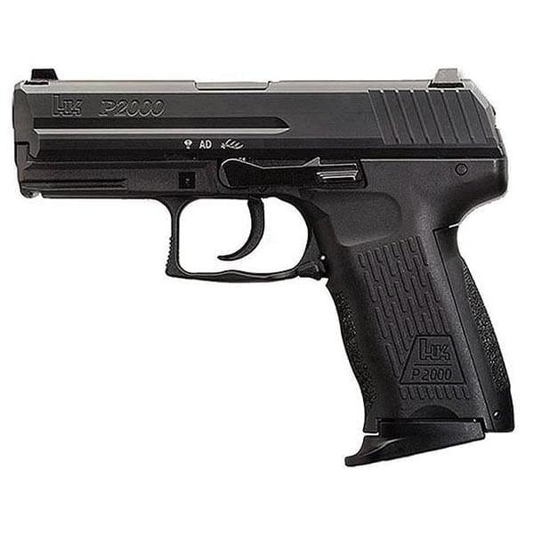 Heckler Koch P2000 V2 LEM .40 S&W Pistol 81000045 / M704202-A5