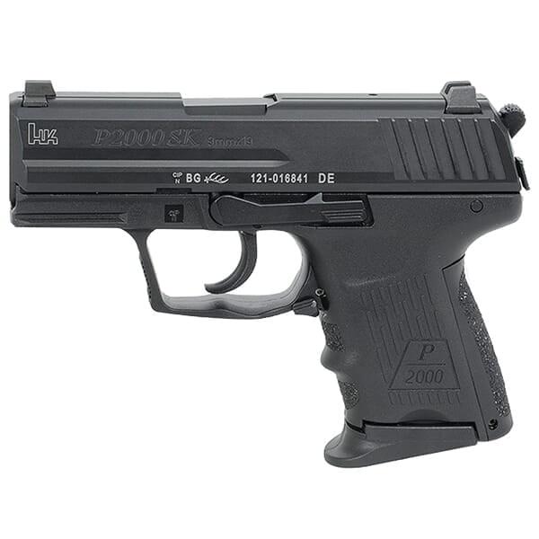 HK P2000SK Sub Compact V3 9mm Pistol 81000056 / 709303LE-A5