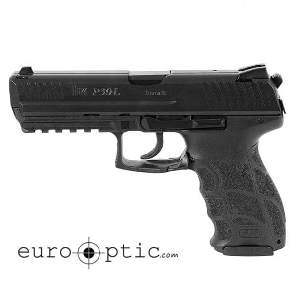 Heckler Koch P30L V1 Light LEM 9mm Pistol 81000117 / 730901L-A5