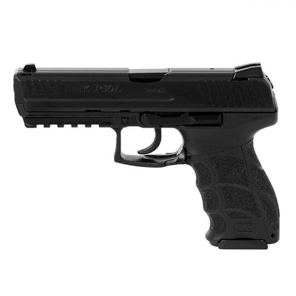 Heckler Koch P30L 9mm LEM DAO 15rd Pistol M730901L-A5