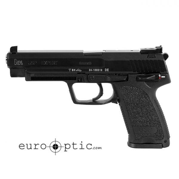 HK USP9 Expert V1 9mm Pistol 81000361 / M709080-A5