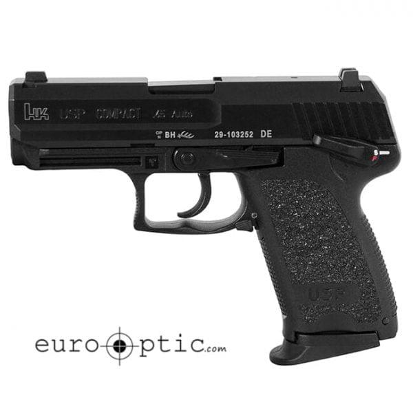 HK USP45 Compact V1 .45 ACP Pistol 81000344 / 704531LE-A5