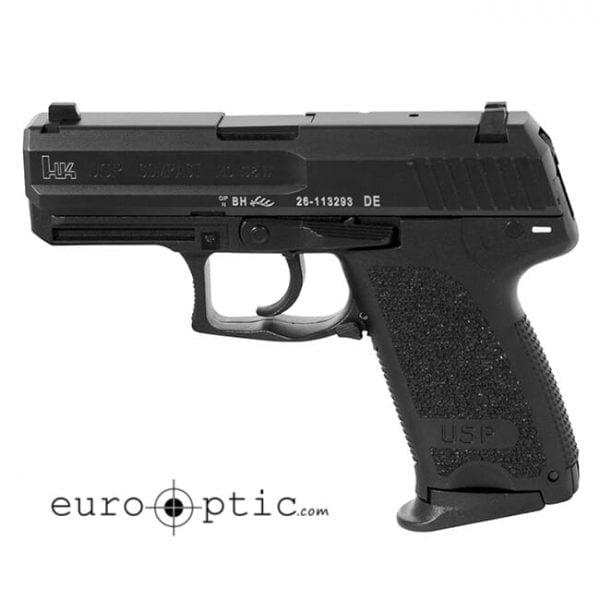 HK USP40 Comp(V7)LEMDAO 3 10rd mags night sgts 81000548 / 704037LEL-A5