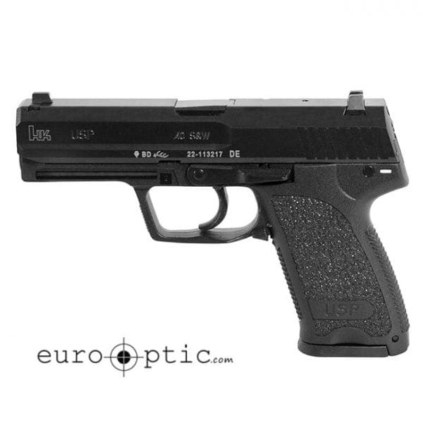 Heckler Koch USP40 V7 LEM .40 S&W 13rd Pistol 81000319 / 704007LE-A5