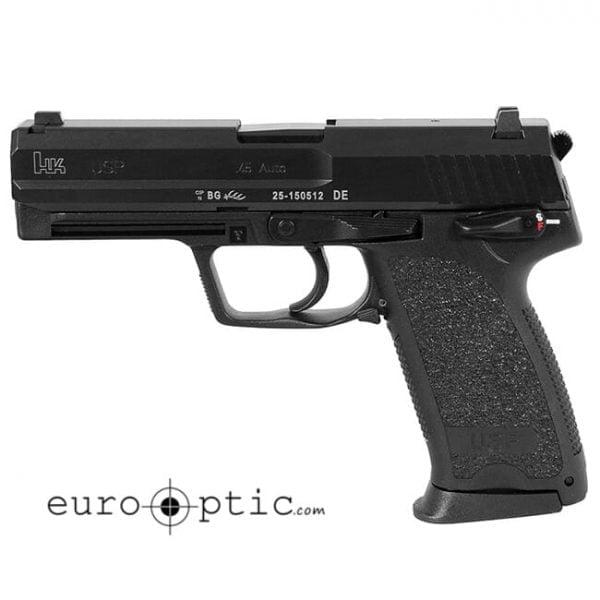Heckler Koch USP45 V1 .45 AUTO 12rd Pistol 81000323 / 704501LE-A5