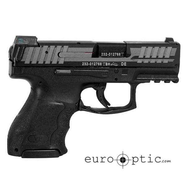 Heckler Koch VP9 SK 9mm Night Sights Pistol 700009KLE-A5