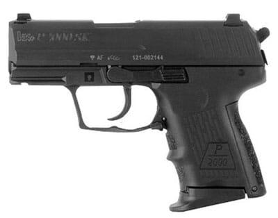 Heckler Koch P2000SK V3 9mm Pistol 81000055 / 709303-A5