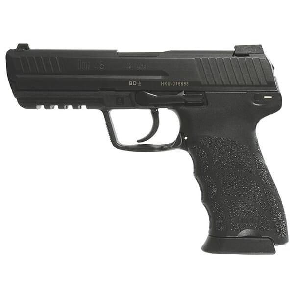 Heckler Koch HK45 Officer .45 ACP Pistol 81000029 / 745007LE-A5