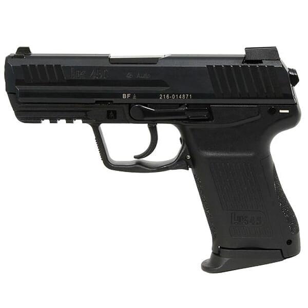HK45 Compact Light LEM DAO .45 Pistol 81000021 / 745037LE-A5