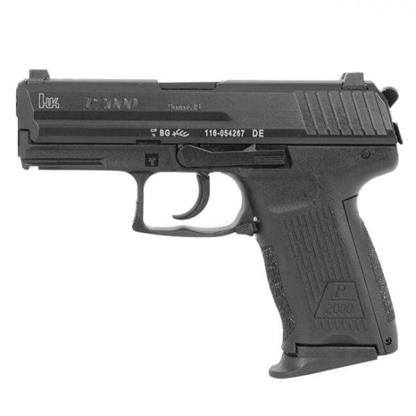 HK P2000 (V3) 9mm Pistol 81000042 / 709203LE-A5