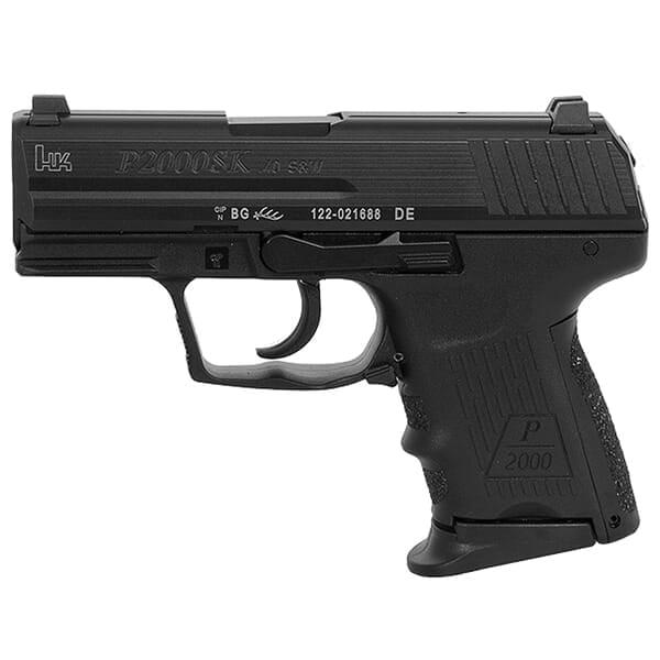 HK P2000 SK Sub Compact V2 LEM .40 Pistol 81000058 / 704302LE-A5