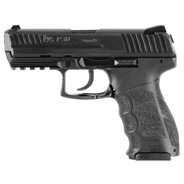 Heckler Koch P30 V3 Officer 9mm Pistol 730903LE-A5