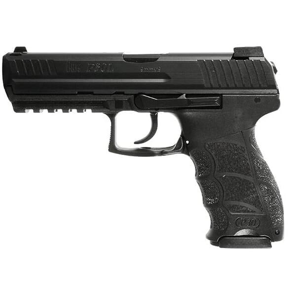 Heckler Koch P30L V1 Officer 9mm Pistol 730901LLE-A5