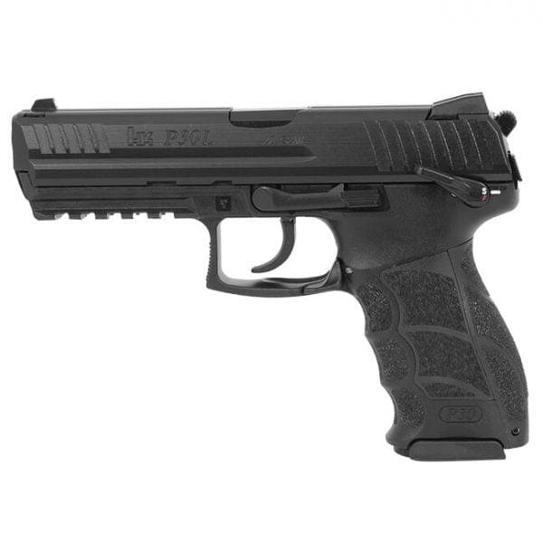 Heckler Koch P30LS V3 9x19 Pistol 81000125 / 730903LS-A5