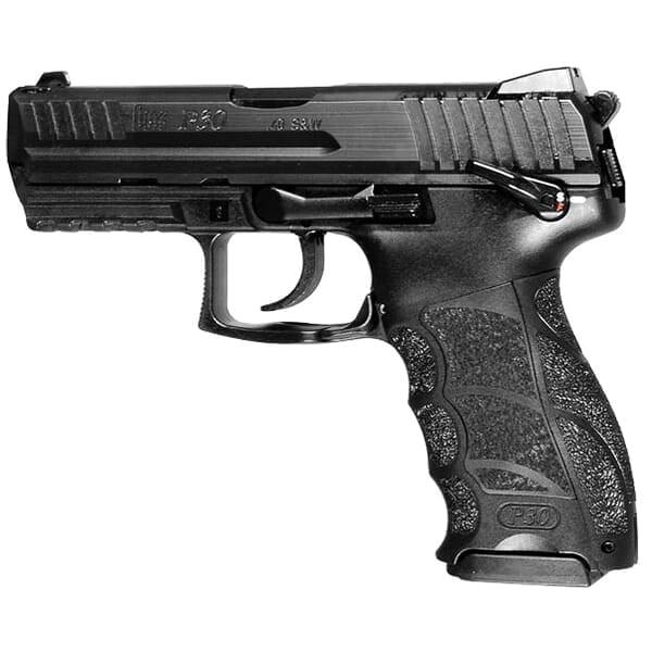 Heckler Koch P30S V3 Officer .40 S&W Pistol 81000128 / 734003SLE-A5