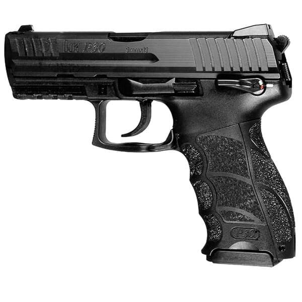 Heckler Koch P30S V3 9x19 Pistol M730903S-A5
