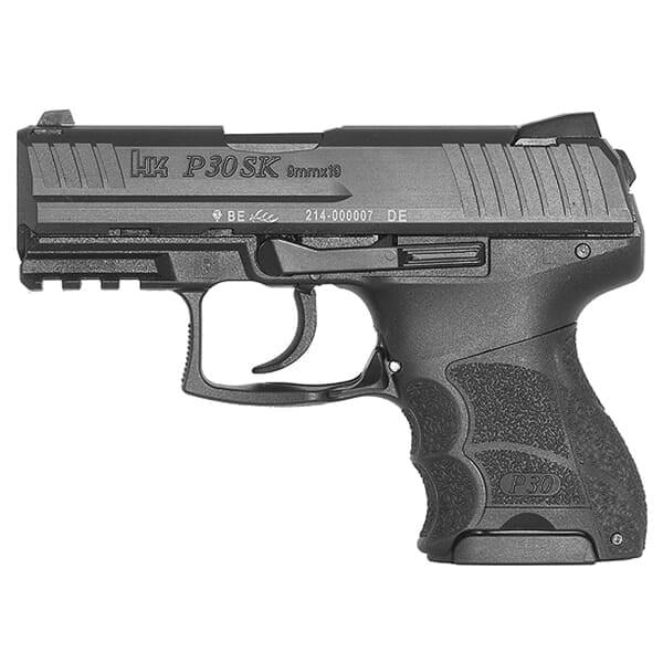 Heckler Koch P30SK V1 9mm Pistol 81000085 / 730901KLE-A5