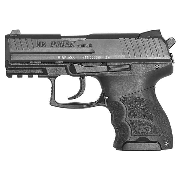 Heckler Koch P30SK V3 9mm Pistol 81000086 / 730903K-A5
