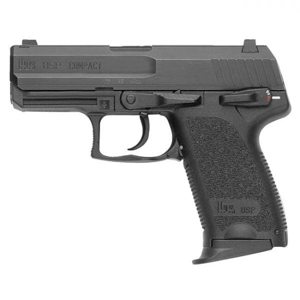 Heckler Koch USP9 Compact V1 9mm Pistol 81000330 / 709031LE-A5