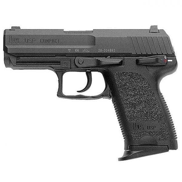 Heckler Koch USP Compact V1 9mm Pistol 81000329 / M709031-A5