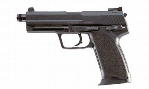 Heckler Koch USP Tactical V1 .45 ACP Pistol 81000352 / 704501T-A5