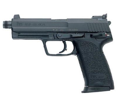 Heckler Koch USP9 Tactical V1 9mm Pistol 81000349 / 709001T-A5
