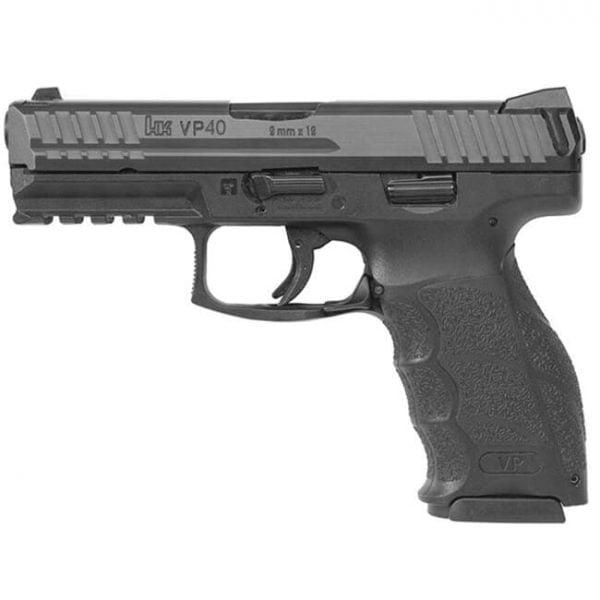 Heckler Koch VP40 .40 S&W Pistol 81000242 / 700040LE-A5