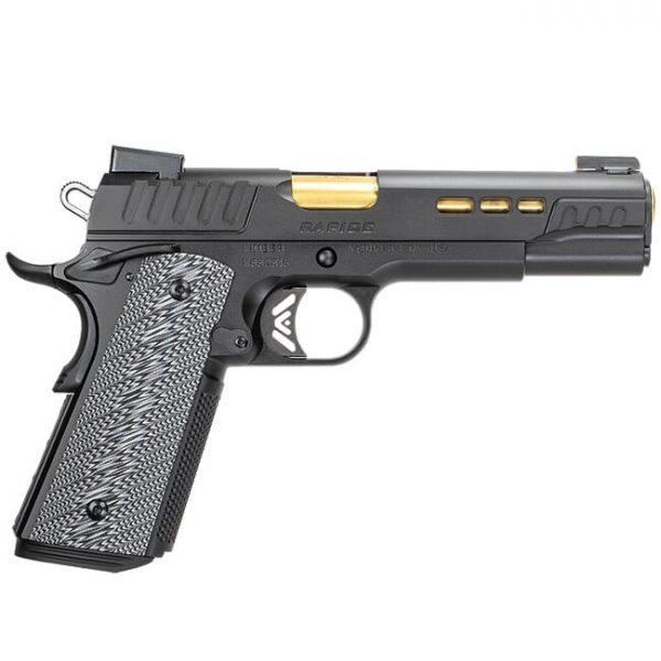 Kimber Rapide 1911 Pistol 10mm Black TiN Bbl G10 Grips Night Sights 3000384