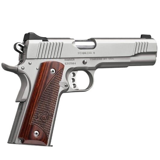 Kimber 1911 Stainless II 9mm 3200327