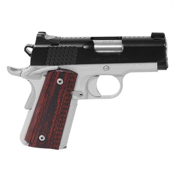 Kimber 1911 Super Carry Ultra .45 ACP Pistol 3000248